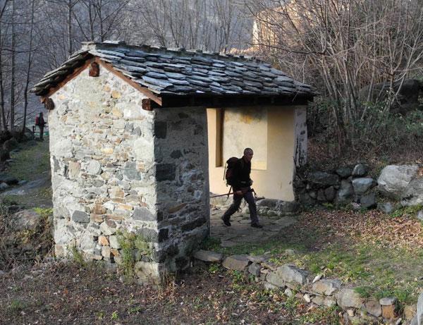 percorso Bassa Valle